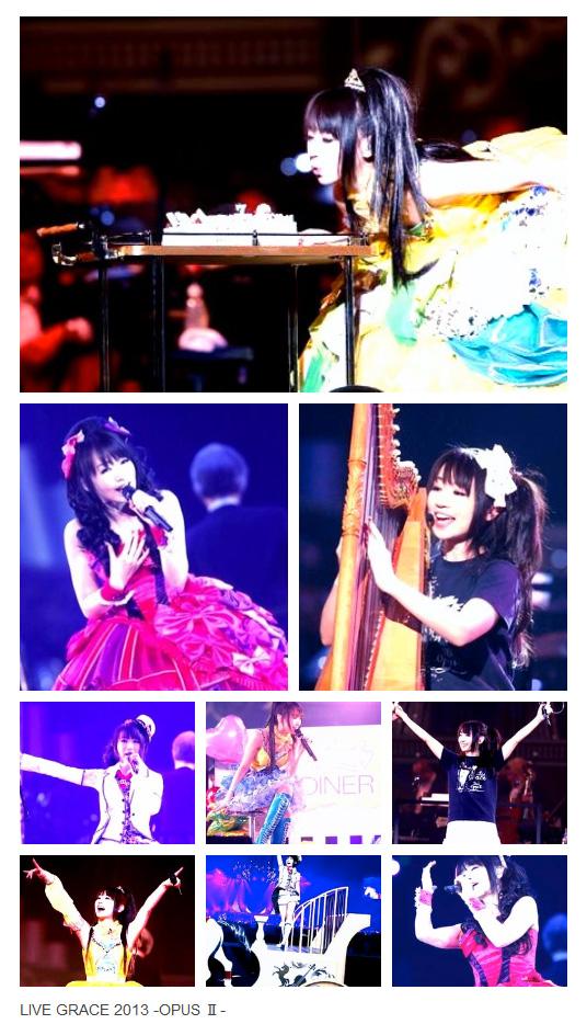 Mizuki Nana - LIVE GRACE -OPUS II-