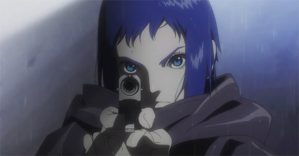 Summer 2013 - Ghost in the Shell: Arise