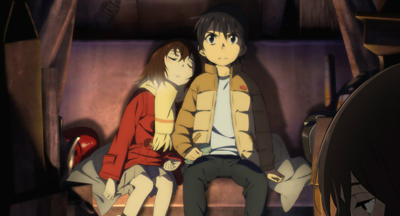 Anime Time - Winter 2016