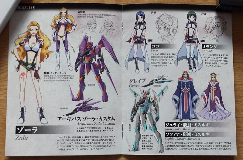 Cross Ange: Tenshi to Ryuu no Rondo