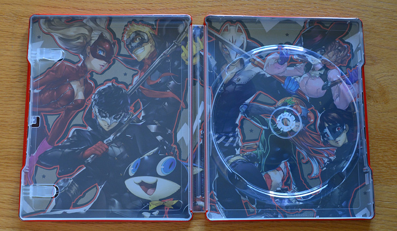 Persona 5 - Take Your Heart Premium Edition [PS4]