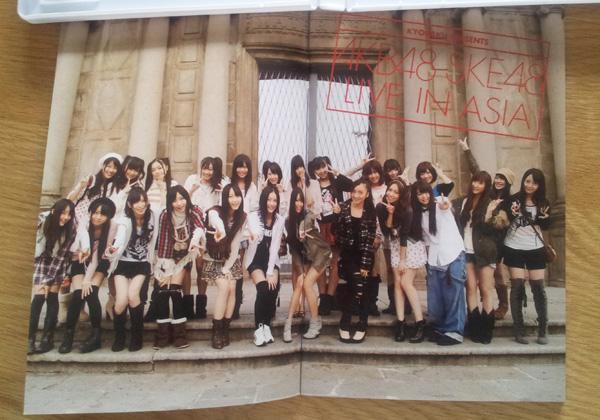 AKB48 SKE48 LIVE IN ASIA I ♥ MACAU