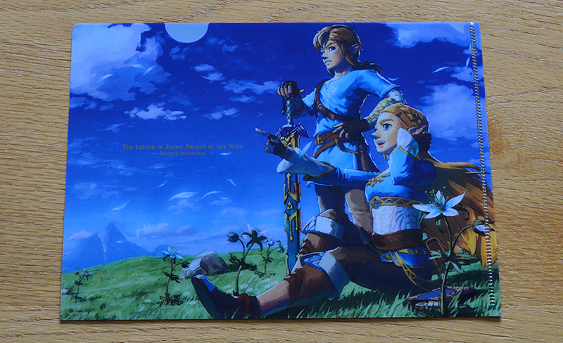 The Legend of Zelda Breath of the Wild OST [Limited Edition]